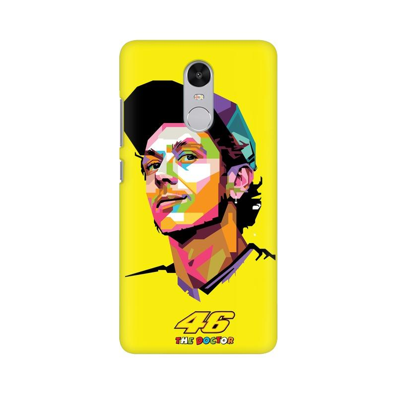 Valentino Rossi VR46 Phone Case[Available For 90+ Phone Models] - sportifynow