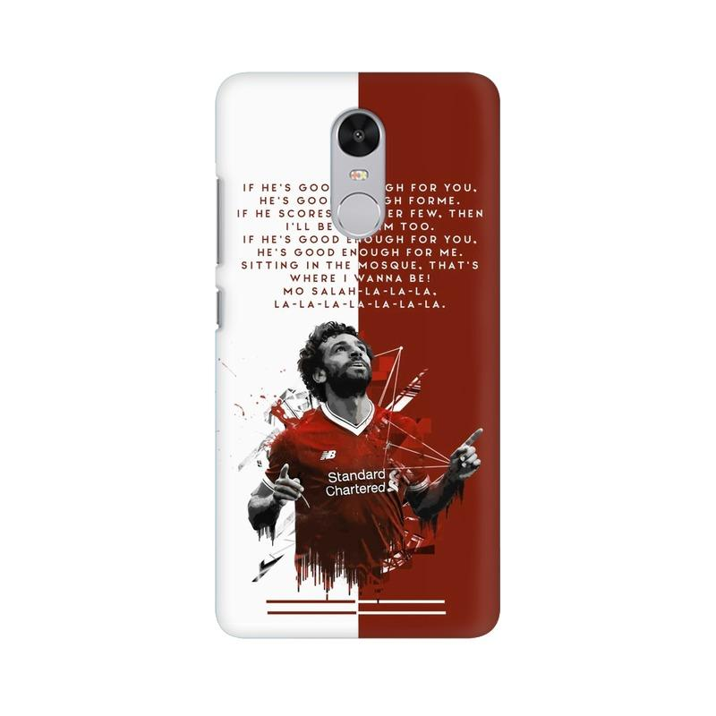 Mo Salah Phone Case[Available For 90+ Phone Models] Phone Case printrove Xiaomi Redmi Note 4