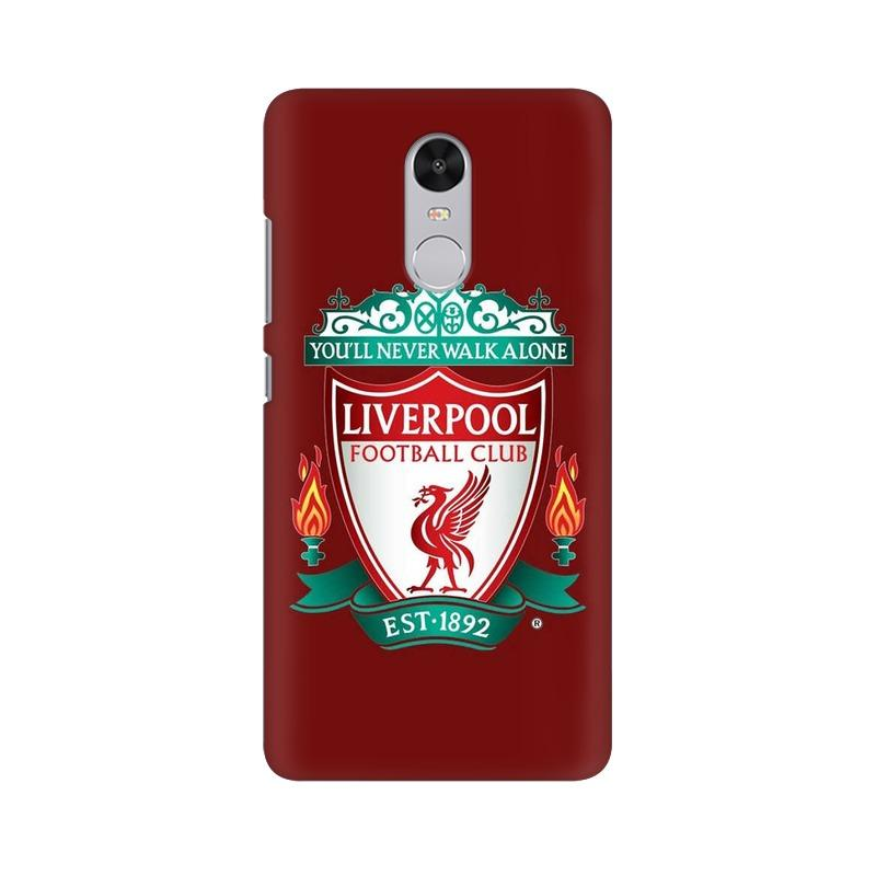 Liverpool Phone Case[Available For 90+ Phone Models] Phone Case printrove Xiaomi Redmi Note 4