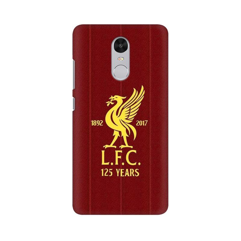 Liverpool FC Phone Case[Available For 90+ Phone Models] Phone Case printrove Xiaomi Redmi Note 4