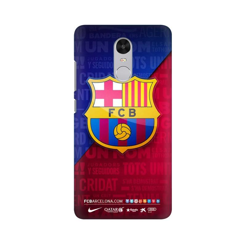 Barcelona Phone Case[Available For 90+ Phone Models] Phone Case printrove Xiaomi Redmi Note 4