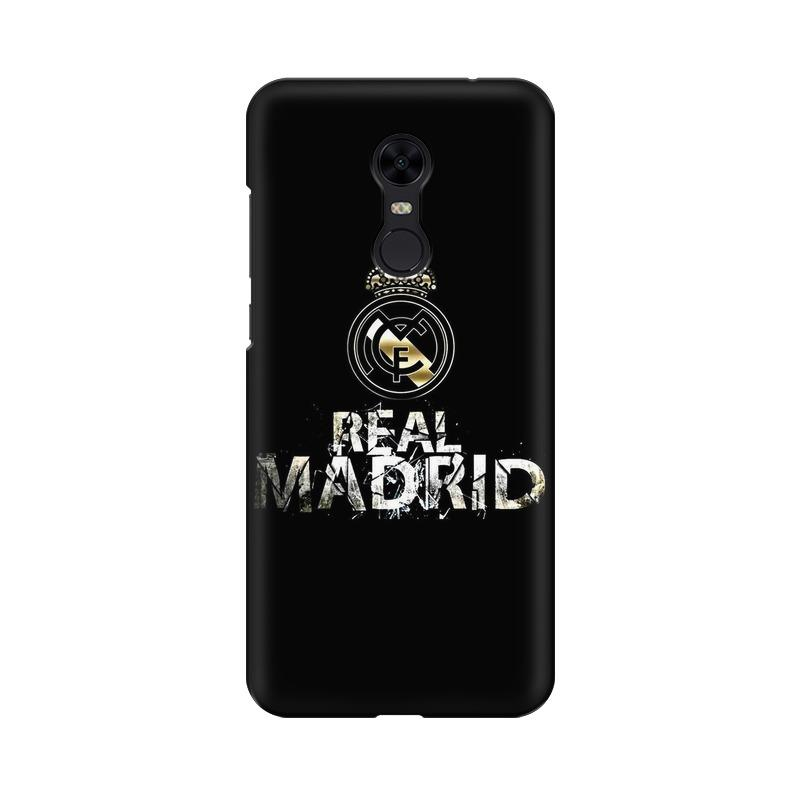 Real Madrid Phone Case[Available For 90+ Phone Models] Phone Case printrove Xiaomi Redmi Note 5