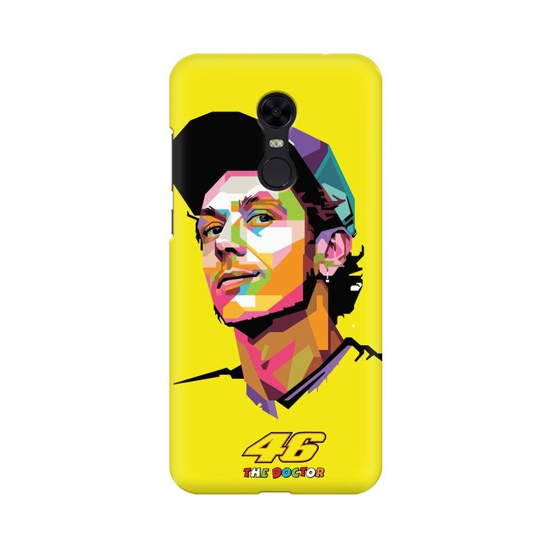 Valentino Rossi VR46 Phone Case[Available For 90+ Phone Models] Phone Case printrove Xiaomi Redmi Note 5