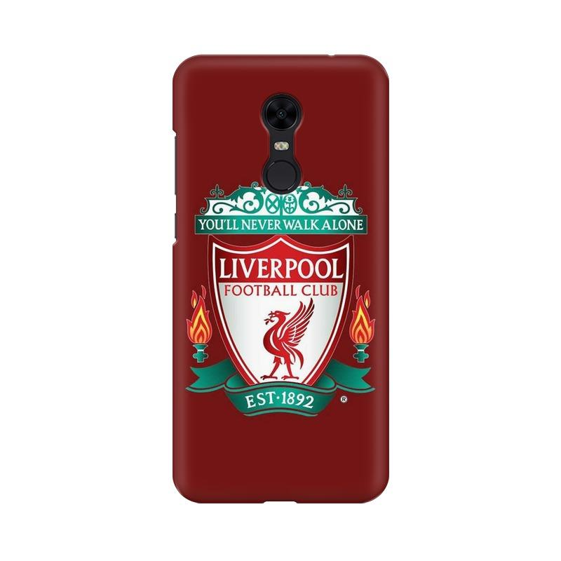 Liverpool Phone Case[Available For 90+ Phone Models] Phone Case printrove Xiaomi Redmi Note 5