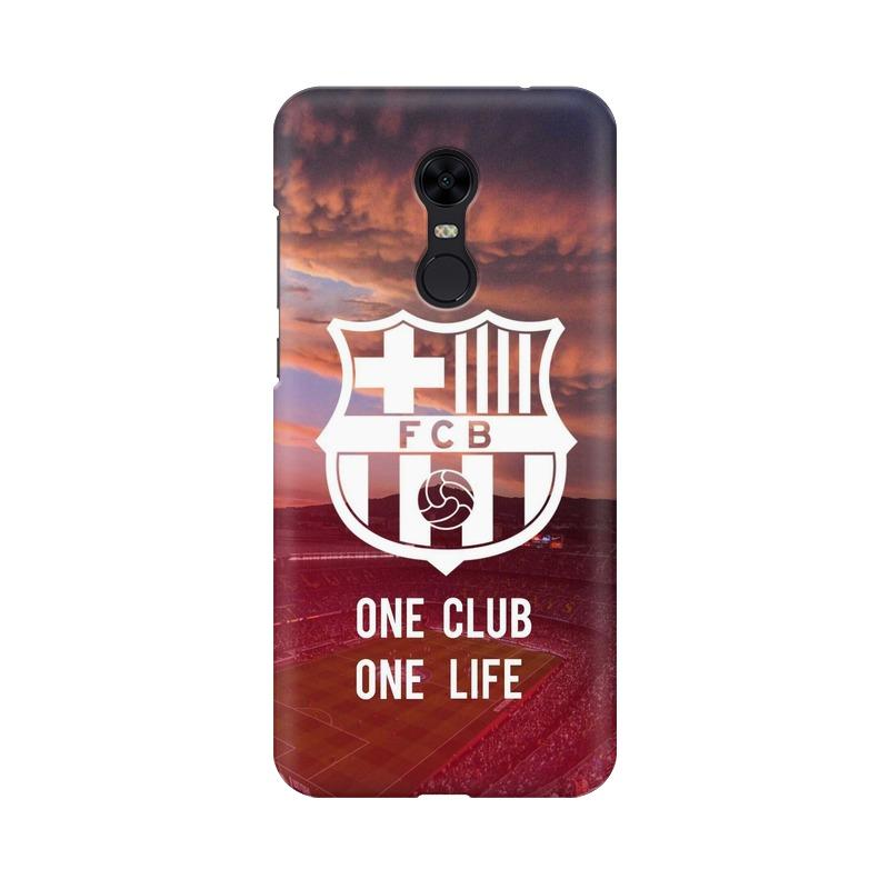 Barcelona One Club One Life Phone Case[Available For 90+ Phone Models] Phone Case printrove Xiaomi Redmi Note 5