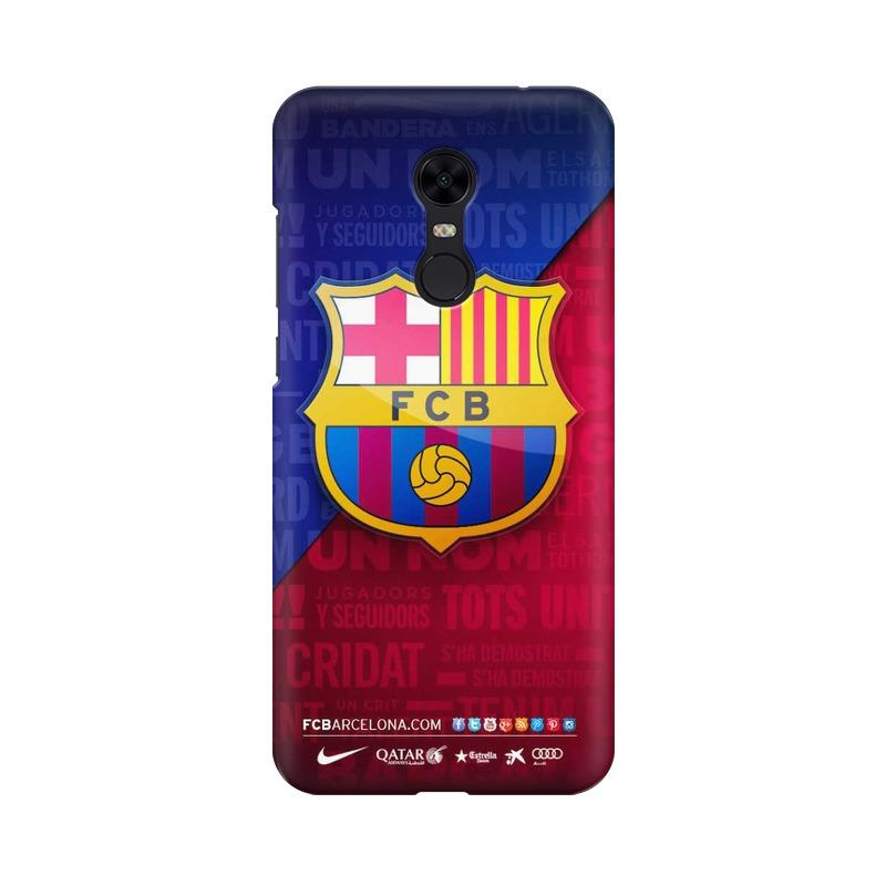 Barcelona Phone Case[Available For 90+ Phone Models] Phone Case printrove Xiaomi Redmi Note 5