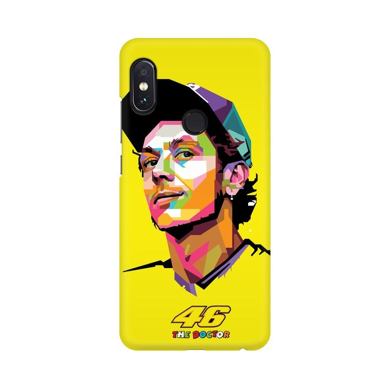Valentino Rossi VR46 Phone Case[Available For 90+ Phone Models] Phone Case printrove Xiaomi Redmi Note 5 Pro