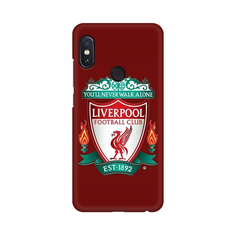 Liverpool Phone Case[Available For 90+ Phone Models] Phone Case printrove Xiaomi Redmi Note 5 Pro