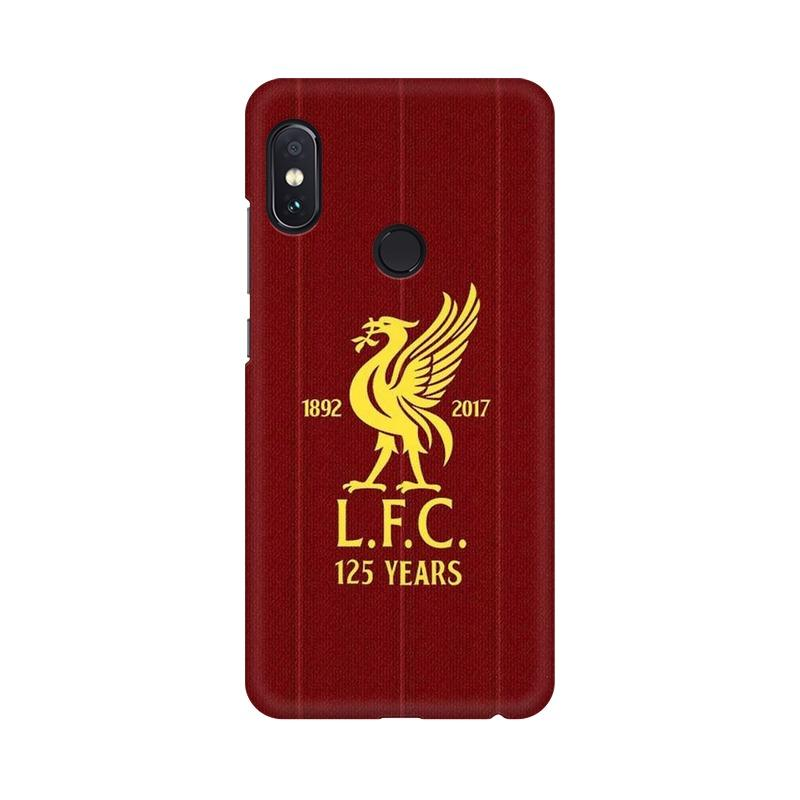 Liverpool FC Phone Case[Available For 90+ Phone Models] Phone Case printrove Xiaomi Redmi Note 5 Pro