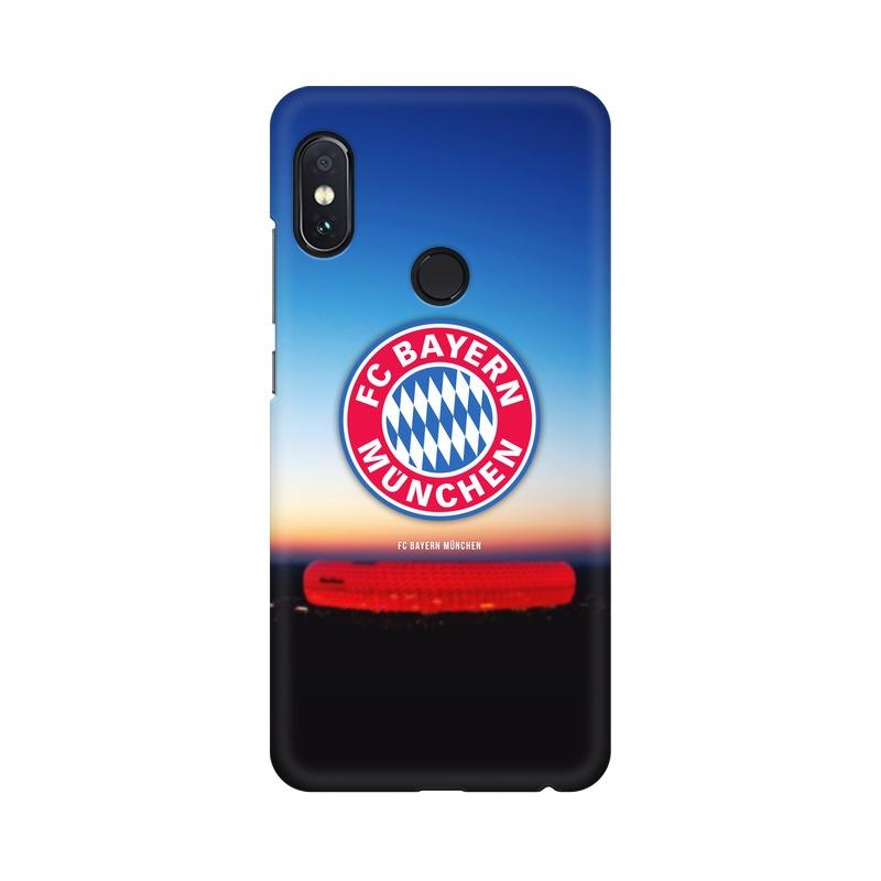 Bayern Phone Case[Available For 90+ Phone Models] Phone Case printrove Xiaomi Redmi Note 5 Pro
