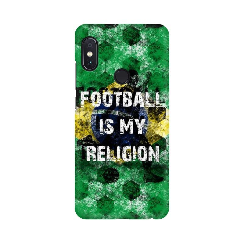 Brazil Phone Case[Available For 90+ Phone Models] Phone Case printrove Xiaomi Redmi Note 5 Pro