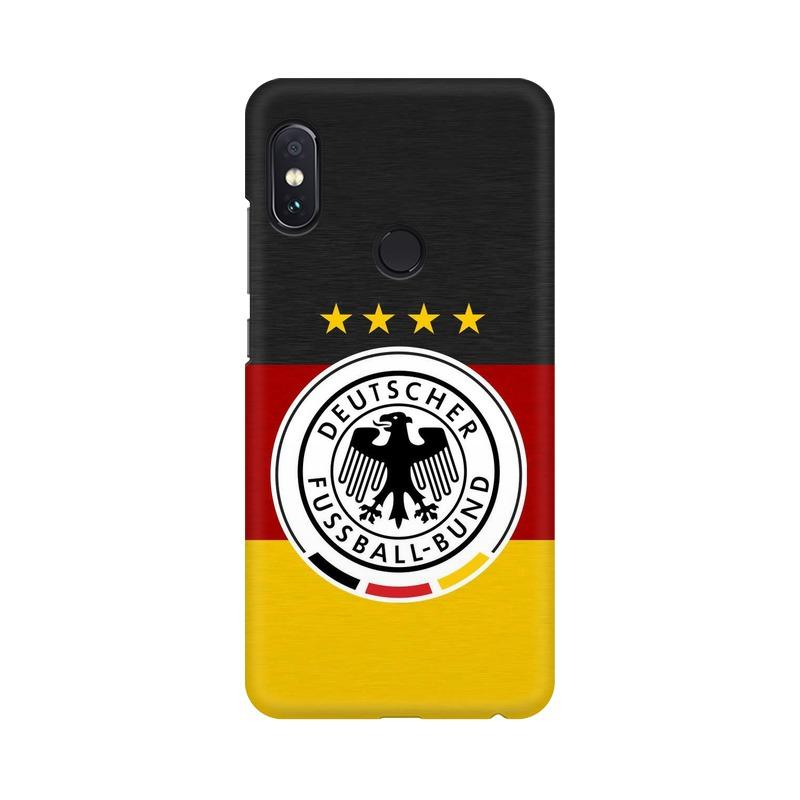 Germany Phone Case[Available For 90+ Phone Models] Phone Case printrove Xiaomi Redmi Note 5 Pro