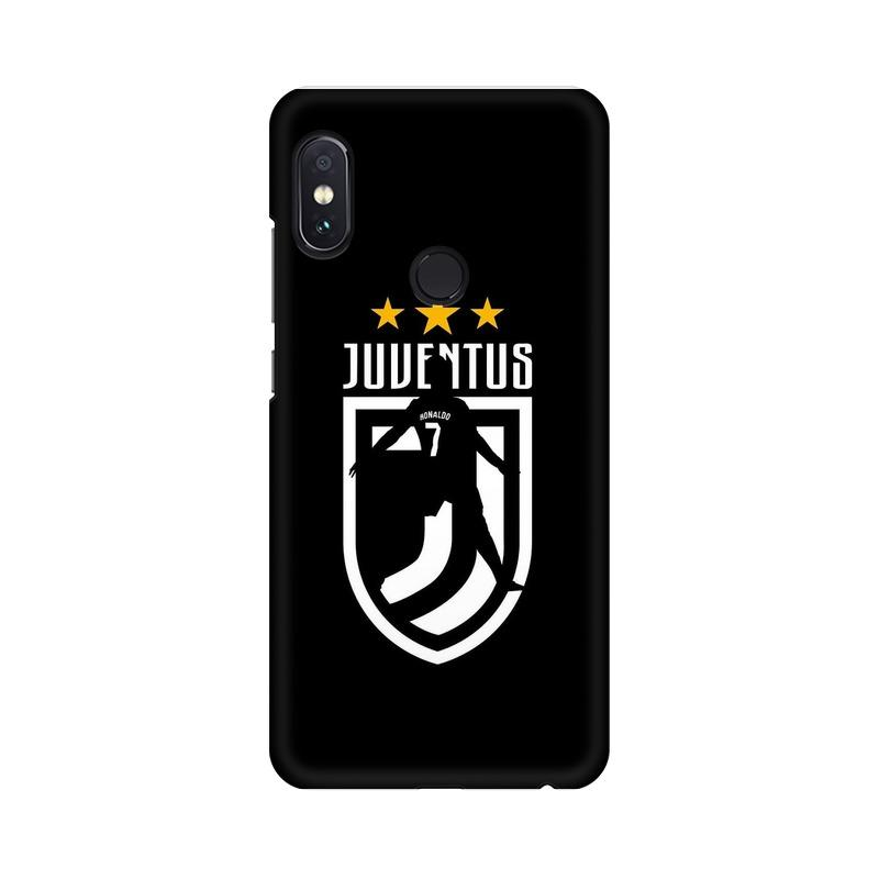 Juventus CR7 Phone Case[Available For 90+ Phone Models] Phone Case printrove Xiaomi Redmi Note 5 Pro