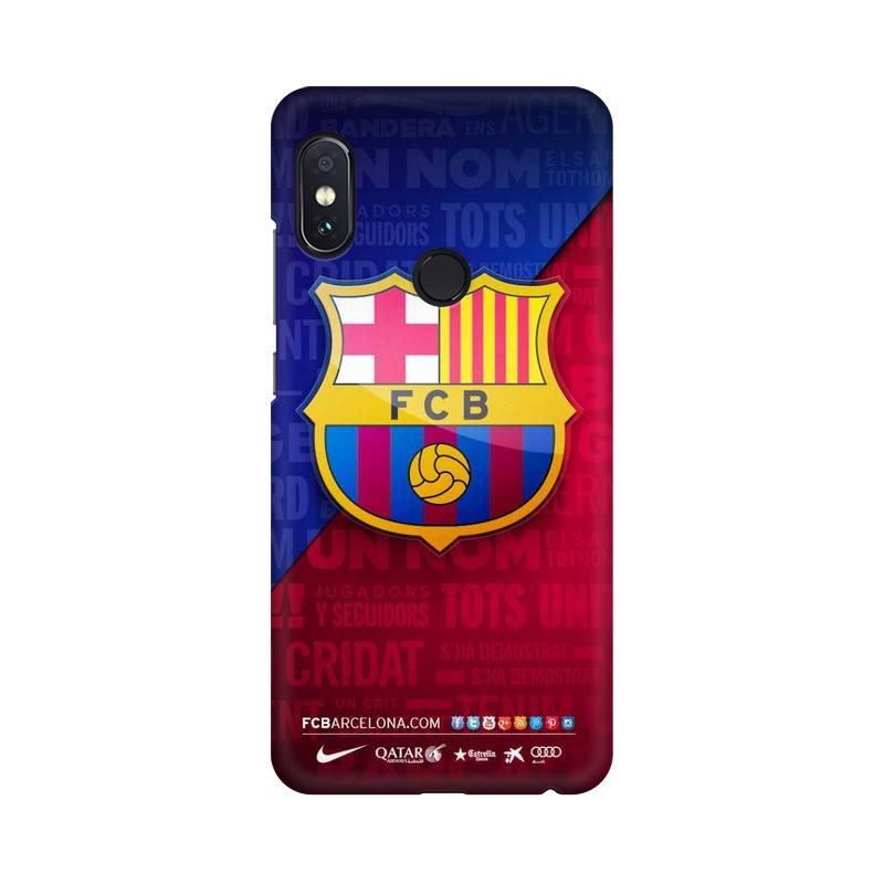 Barcelona Phone Case[Available For 90+ Phone Models] Phone Case printrove Xiaomi Redmi Note 5 Pro