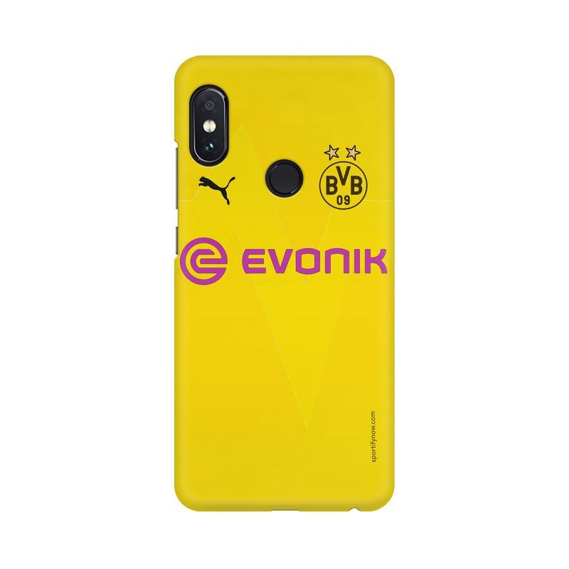 Borussia Dortmund Jersey Home 18 19 Phone Case[Available For 90+ Phone Models] Phone Case printrove