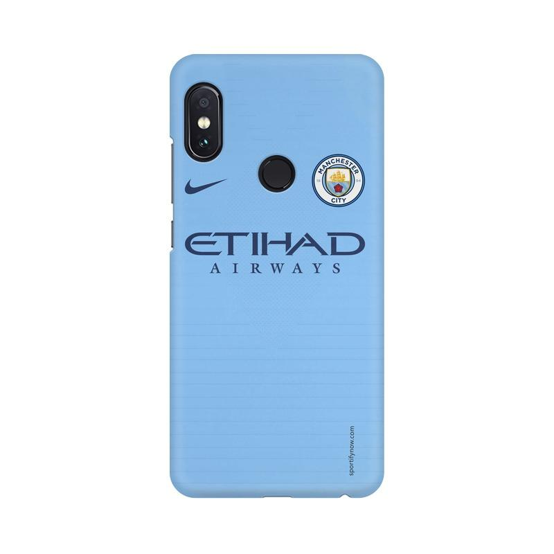 Manchester City Jersey Home 18 19 Phone Case[Available For 90+ Phone Models] Phone Case printrove