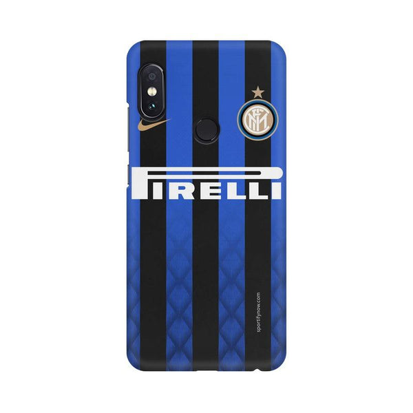 Intermilan  Jersey Home 18 19 Phone Case[Available For 90+ Phone Models]