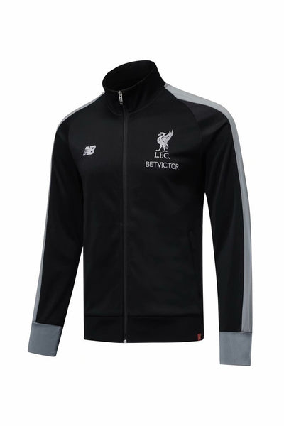 Liverpool Black Winter Jacket 18 19 Season