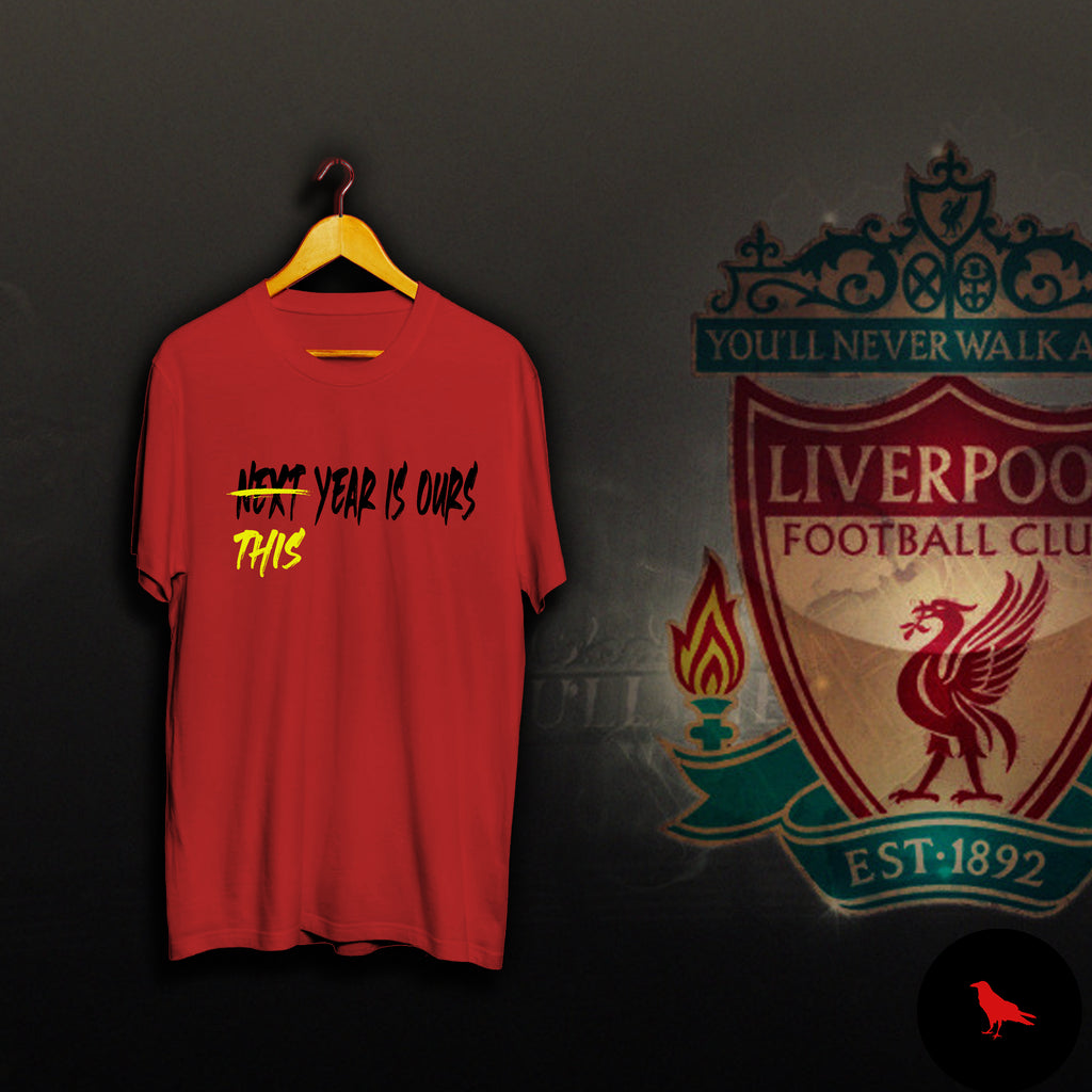 Liverpool Year Football T Shirt
