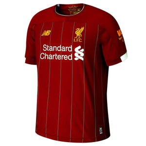 Liverpool VIRGIL 4 Football Jersey Home 19 20 Season [🔥BUY 2 GET 1 OFFER🔥]