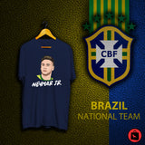 Neymar Jr Football T Shirt