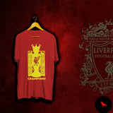 Liverpool Champions Football T Shirt