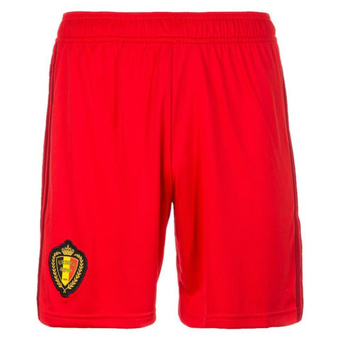 Belgium National Team Shorts Home-FIFA WC 2018 - sportifynow