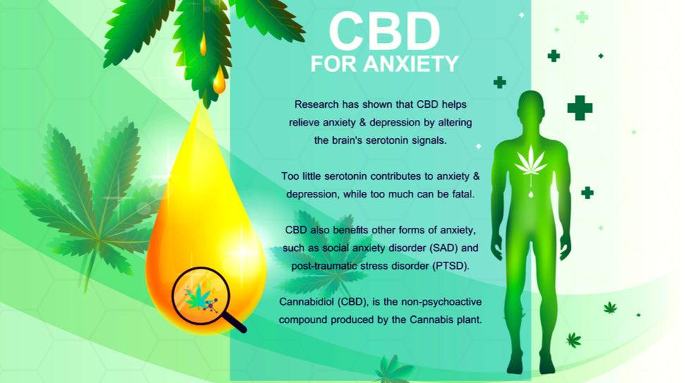 STRONG EVIDENCE SUPPORTS CBD TO REDUCE EVEN THE WORST ANXIETY