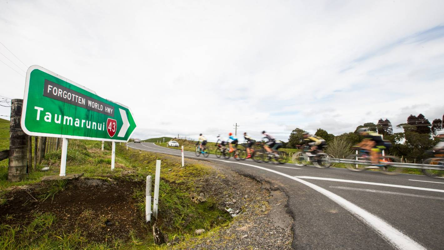 Upcoming Event - Around the Mountain Cycle Challenge, New Zealand