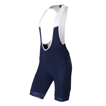 Dynamic Women's Bib Shorts - Navy