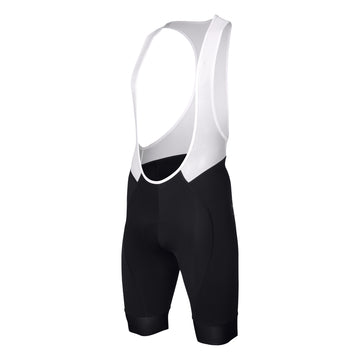 Kinetic Men's Bib Shorts - Pitch Black