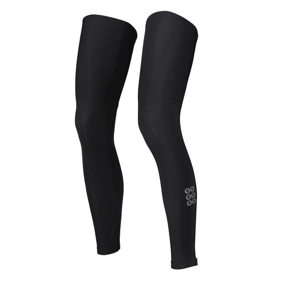Defence / Thermal Leg Warmers - Pitch Black