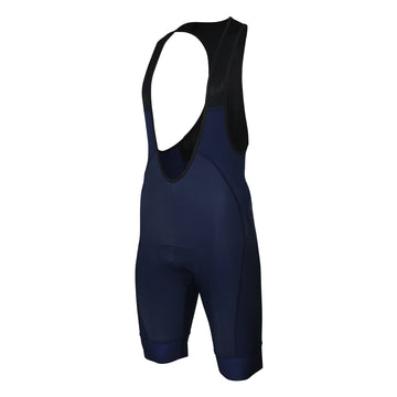 Defence / Men's Thermal Bib Shorts - Navy