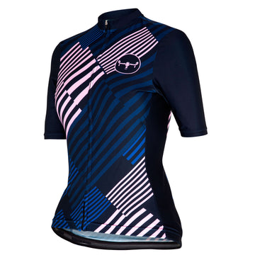 Womens Short Sleeve Cycling Jersey