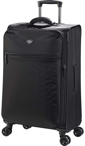 Jump Nice Medium Expandable Dual Spinner Suitcase