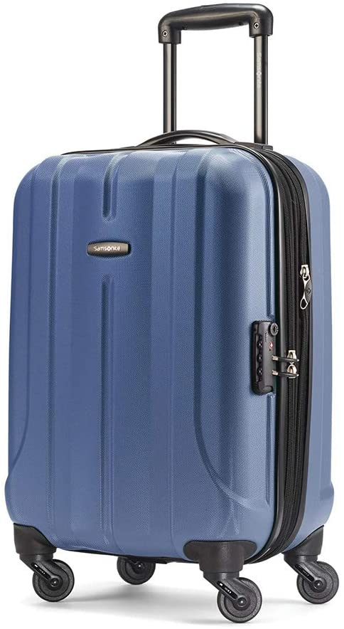 "Samsonite Fiero 20"" Carry On Hardside Spinner Luggage"