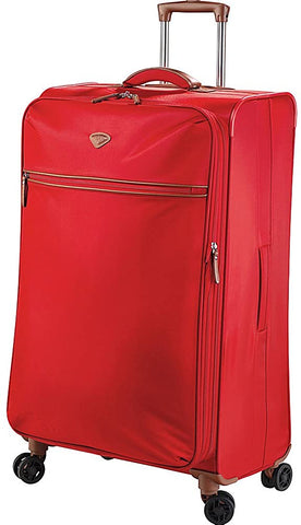 Jump Nice Large Expandable Dual Spinner Suitcase