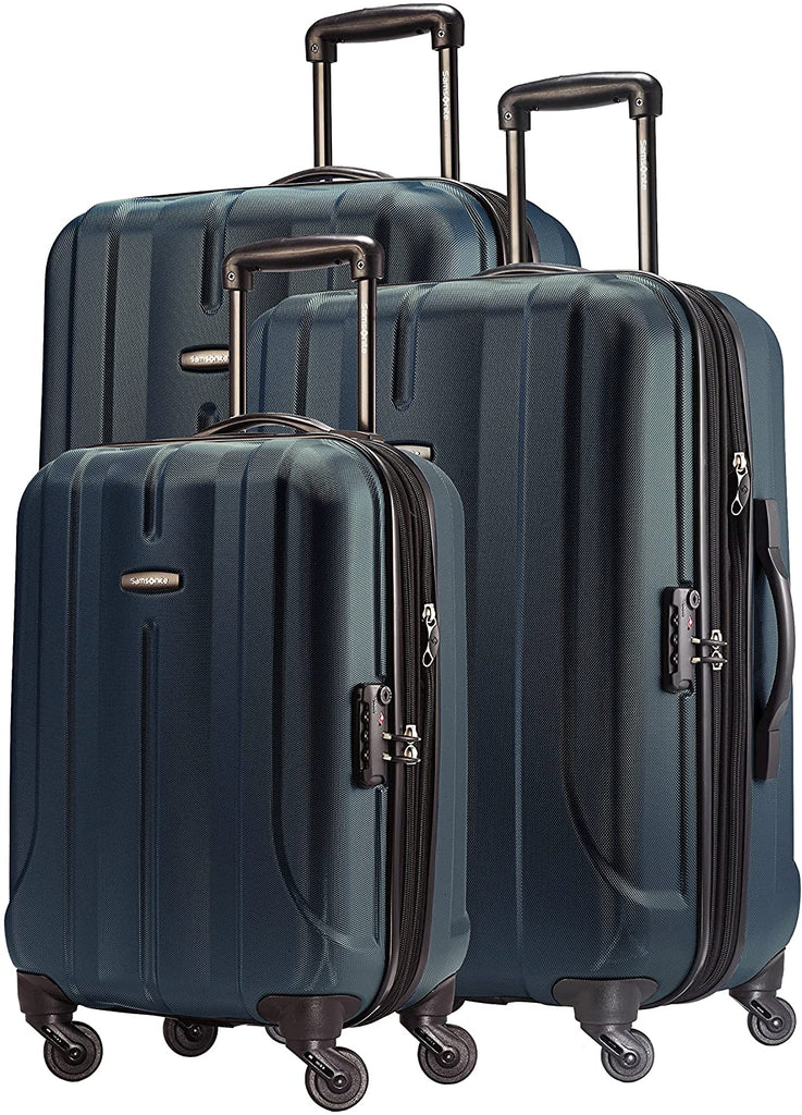 Samsonite Fiero 3 Piece Hardside Nested Spinner Set