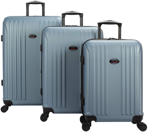 "American Flyer-American Flyer Unisex-Adult (Luggage only) Moraga 22"" 8-Wheel Hardside Spinner-bags-packs.com"