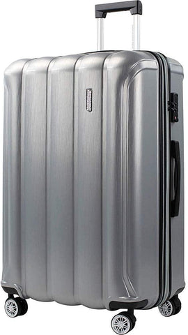 American Green Travel-American Green Travel Aura 29 Inch Hardside TSA Expandable Spinner Suitcase-bags-packs.com