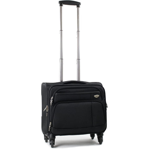 American Green Travel-American Green Travel Franklin Business Case Spinner-bags-packs.com