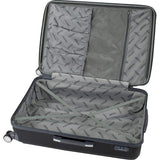 "American Green Travel-American Green Travel Rockdale 25"" Expandable Hardside Checked Spinner Luggage-bags-packs.com"