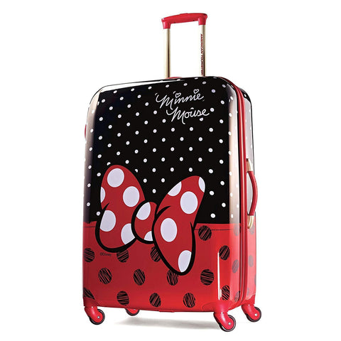 "AMERICAN TOURISTER-AMERICAN TOURISTER 28"" Disney Hardside Spinner Luggage-bags-packs.com"