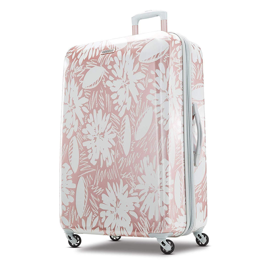 "AMERICAN TOURISTER-AMERICAN TOURISTER 28"" Moonlight Expandable Hardside Luggage with Spinner Wheels-bags-packs.com"