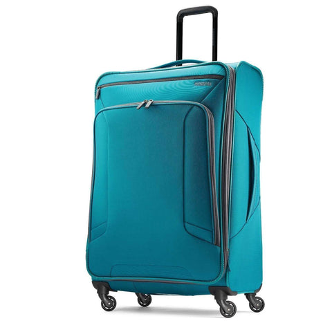 AMERICAN TOURISTER-AMERICAN TOURISTER 4 Kix Expandable Softside Luggage with Spinner Wheels-bags-packs.com