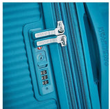 American Tourister-American Tourister Curio 3pc Hardside Spinner Luggage Set-bags-packs.com