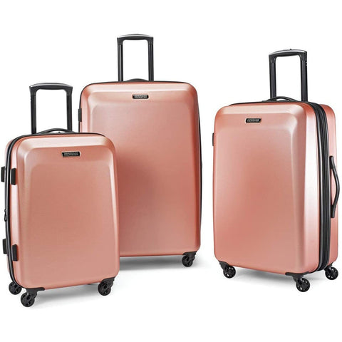 American Tourister-American Tourister Moonlight Expandable Hardside Luggage with Spinner Wheels-bags-packs.com