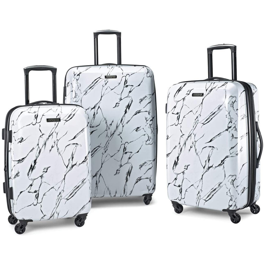 American Tourister-American Tourister Moonlight Hardside Expandable Luggage with Spinner Wheels-bags-packs.com