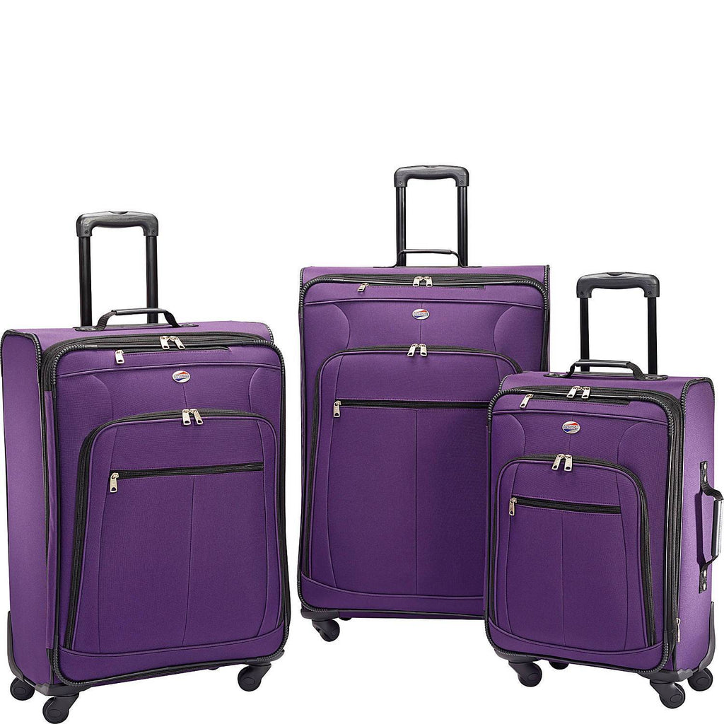 AMERICAN TOURISTER-AMERICAN TOURISTER Pop Plus 3pc Spinner Set-bags-packs.com