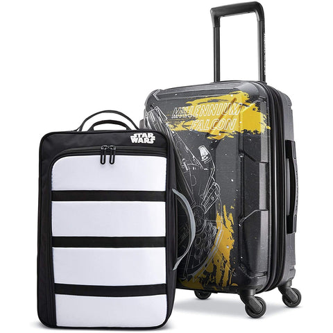 American Tourister-American Tourister Star Wars Falcon Perfect Packer 2-PC Set-bags-packs.com
